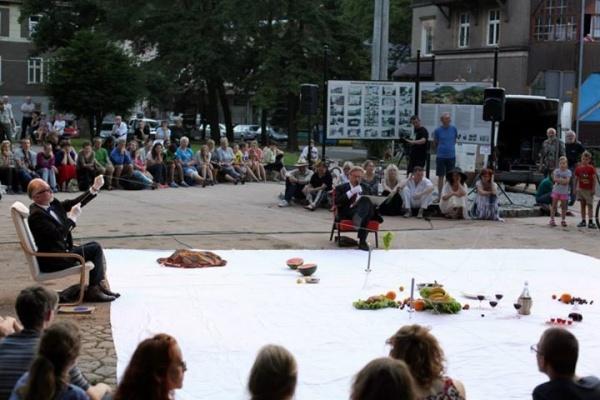 Akademia Ruchu, Konteksty Festiwal Sztuki Efemerycznej 2015 / Sokołowsko / fot. Jerzy Grzegorski / Marcin Polak