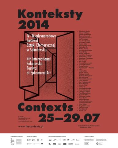 konteksty 2014 edycja