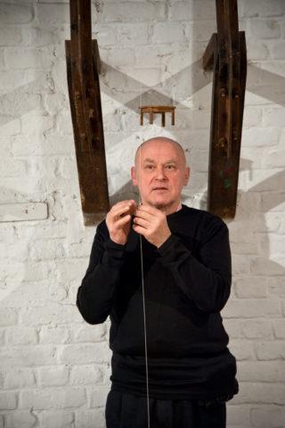 Portrait of Boris Nieslony, Actus / Les Brasseurs - Lige, 2012