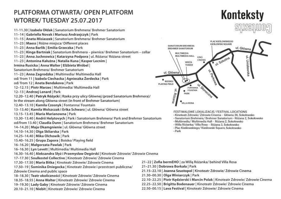 platforma plan
